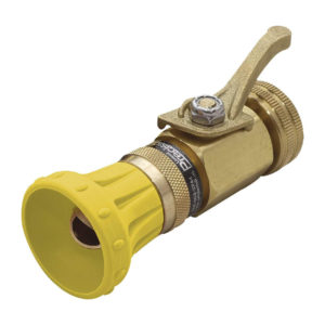 Precision Rainbow with Brass High Flow Control Valve and 3/4″MHTx1″FHT Adapter