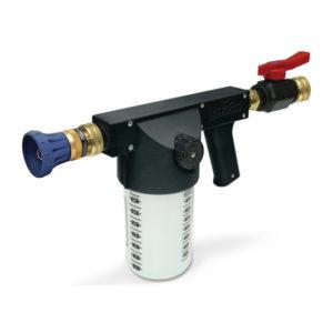 LiquidPro Wetting Agent Gun: 3/4″ Inlet, 1″MHT, Quick Connect