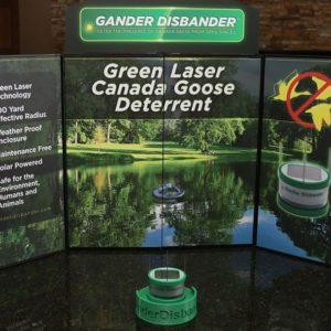 Gander Disbander – Land Laser